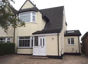 Thumbnail 3 bed semi-detached house for sale in Crow Hill North, Middleton, Manchester, Greater Manchester