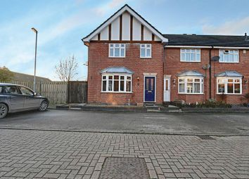 Thumbnail 3 bed terraced house for sale in Trinity Walk, Barton-Upon-Humber