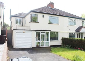 Thumbnail 4 bed semi-detached house for sale in Roby Road, Bowring Park, Liverpool, Merseyside