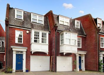 Thumbnail 5 bedroom town house for sale in Goldcrest Mews, Montpelier Road, London