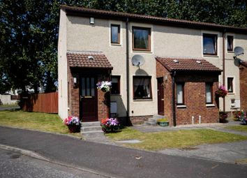Thumbnail 1 bed flat to rent in Anderson Crescent, Prestwick, South Ayrshire