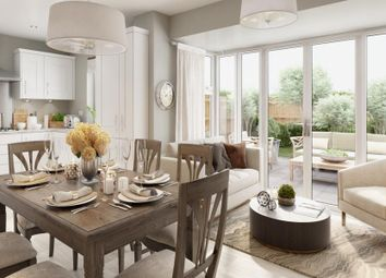 """Thumbnail 4 bedroom detached house for sale in """"Winstone"""" at Stanneylands Road, Wilmslow"""