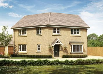 Thumbnail 4 bedroom detached house for sale in Uppingham Road, Oakham