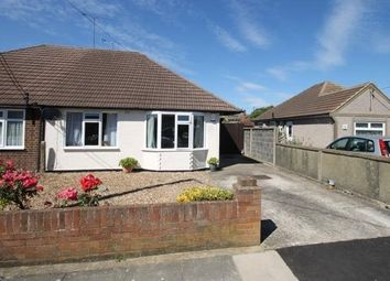 Thumbnail 2 bed semi-detached bungalow for sale in Junction Road, Ashford, Middlesex