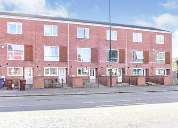 Thumbnail 3 bed terraced house for sale in Stockport Road, Manchester, Greater Manchester, Uk