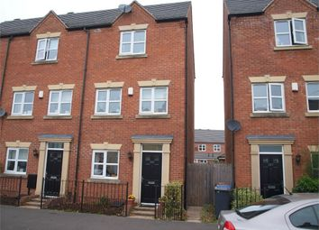 Thumbnail 3 bed end terrace house for sale in Dallow Street, Burton-On-Trent, Staffordshire