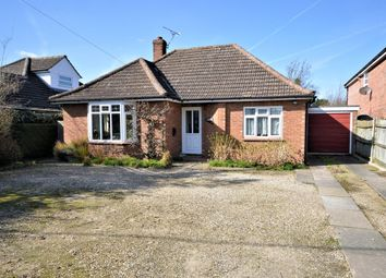 Thumbnail 2 bed detached bungalow for sale in Greengate, Swanton Morley, Dereham