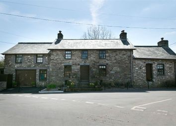 Thumbnail 4 bed detached house for sale in Pentrefelin, Sennybridge, Brecon, Powys
