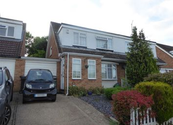 Thumbnail 3 bed semi-detached house for sale in Teal Close, Selsdon, South Croydon