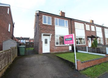 Thumbnail 3 bed town house for sale in Prince Street, Allerton Bywater, Castleford