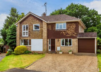 Thumbnail 5 bed detached house for sale in Langsmead, Blindley Heath, Lingfield, Surrey