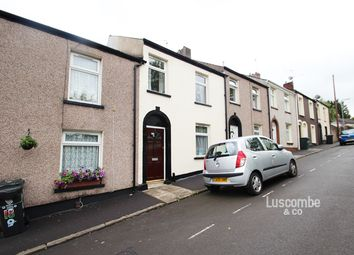 Thumbnail 2 bed terraced house to rent in Hill Street, Newport