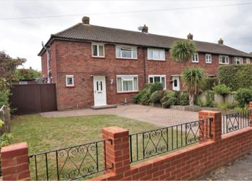 Thumbnail 3 bed semi-detached house for sale in Stoney Lane, Thatcham