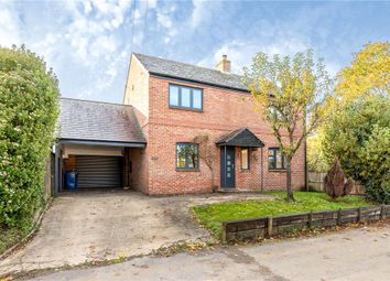 Thumbnail 3 bedroom detached house for sale in Mere Road, Finmere, Buckingham