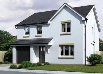 "Thumbnail 4 bed detached house for sale in ""The Geddes"" at Burnbrae Road, Bonnyrigg"