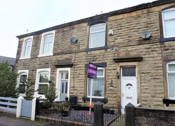 Thumbnail 2 bed terraced house for sale in Denton Street, Bury