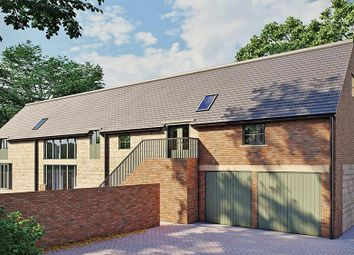 Thumbnail 5 bed barn conversion for sale in Highfield Farm, Palterton, Chesterfield