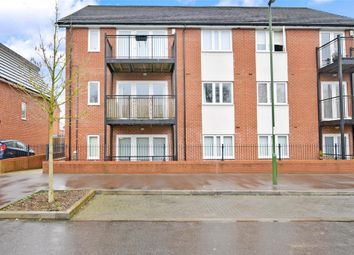 Thumbnail 2 bed flat for sale in Plymouth Way, Haywards Heath, West Sussex