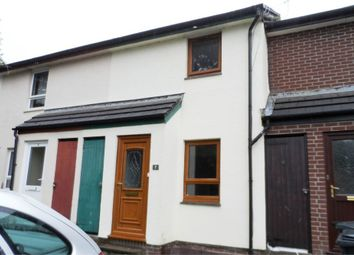 Thumbnail 2 bed terraced house to rent in Laburnum Drive, Barnstaple, Devon