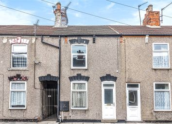 Thumbnail 2 bed terraced house for sale in Dover Street, Grimsby