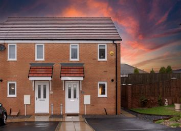 Thumbnail 2 bed end terrace house for sale in Whitethroat Close, Houghton Le Spring, Tyne And Wear DH50Gb