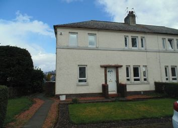 Thumbnail 2 bed flat to rent in The Grove, Kilbarchan, Johnstone