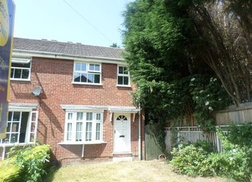 Thumbnail 3 bed town house to rent in Pine Tree Walk, Eastwood, Nottingham