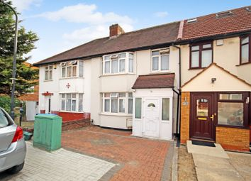 Thumbnail 4 bed terraced house for sale in Sunleigh Road, Wembley, Middlesex
