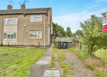 Thumbnail 2 bed flat for sale in Valentine Avenue, Selston, Nottingham