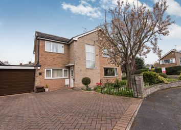 Thumbnail 5 bedroom detached house for sale in Old Hall Close, Sprotbrough, Doncaster