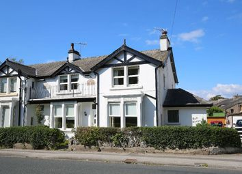Thumbnail 4 bed semi-detached house for sale in Lancaster Road, Crag Bank, Carnforth