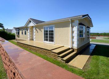 Thumbnail 2 bed mobile/park home for sale in Johnstonebridge, Lockerbie