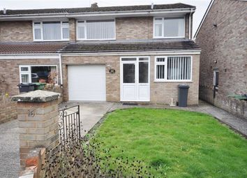 Thumbnail 3 bed semi-detached house for sale in Cedar Close, Ebley, Stroud