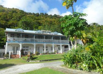 Thumbnail 17 bed property for sale in La Haut, Soufriere, St. Lucia