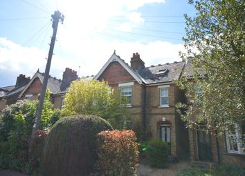 Thumbnail 3 bed semi-detached house to rent in Duncombe Road, Hertford