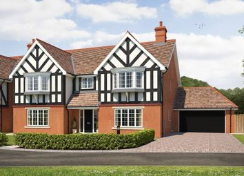 "Thumbnail 5 bed detached house for sale in ""Holly House"" at Kendal End Road, Barnt Green, Birmingham"