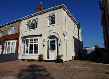 Thumbnail 3 bed semi-detached house for sale in Colin Avenue, Grimsby