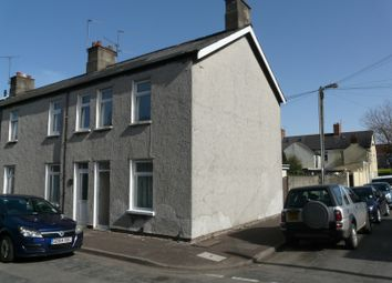 Thumbnail 2 bed end terrace house to rent in Loftus Street, Canton, Cardiff