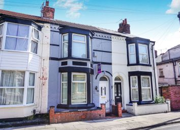 Thumbnail 3 bed terraced house for sale in Olney Street, Liverpool