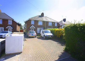 Thumbnail 3 bed semi-detached house for sale in Kingsdown Road, Swindon, Wiltshire