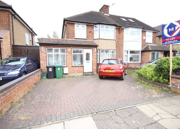 Thumbnail 4 bed semi-detached house to rent in Hibbert Avenue, Watford