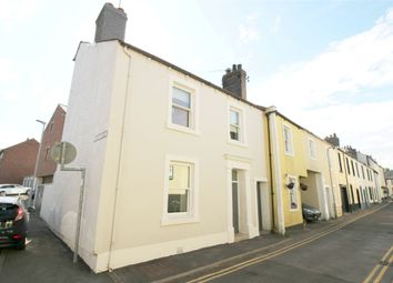 Thumbnail 4 bed end terrace house for sale in Challoner Street, Cockermouth