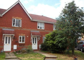 Thumbnail 2 bed property to rent in Bluebell Close, Shortstown, Bedford