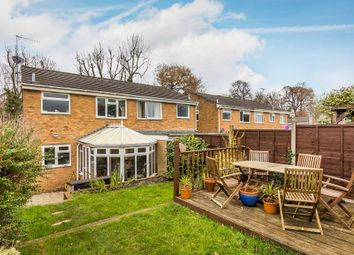 Thumbnail 3 bed semi-detached house for sale in Brookside, Crawley Down