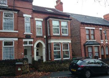 Thumbnail 6 bed semi-detached house to rent in Albert Grove, Lenton, Nottingham