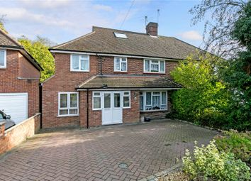 Thumbnail 5 bed semi-detached house for sale in Cherry Tree Road, Beaconsfield