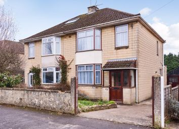 Thumbnail 3 bed semi-detached house to rent in Westerleigh Road, Combe Down, Bath