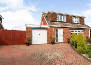 Thumbnail 3 bed detached house for sale in Shetland Way, Immingham