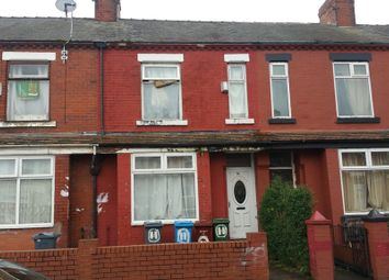 Thumbnail 4 bedroom terraced house for sale in Stamford Road, Longsight, Manchester