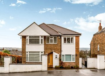 Thumbnail 4 bedroom detached house for sale in Tinshill Road, Cookridge, Leeds